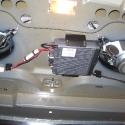 FT-7800R Under Rear Deck